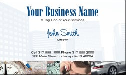 Business cards for network multi level marketing business card design 559 for the mlm industry reheart Gallery