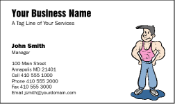 Business Card Design 201 for the Personal Training Industry.