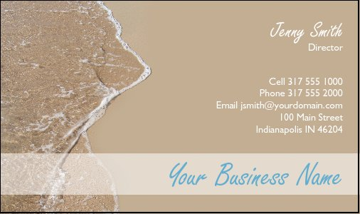 Design Your Own Business Cards  Print Custom Business