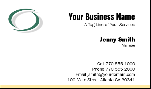 Business cards for consultants business card design 18 for the consulting industry reheart Image collections