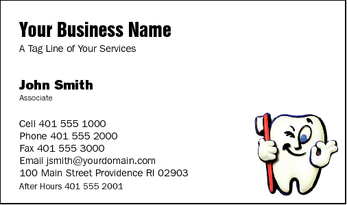 Business Card Design 509