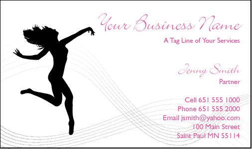 Business Card Design 3490
